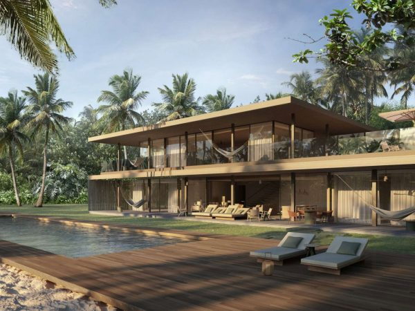 Patina Maldives Fari Islands The Beach House