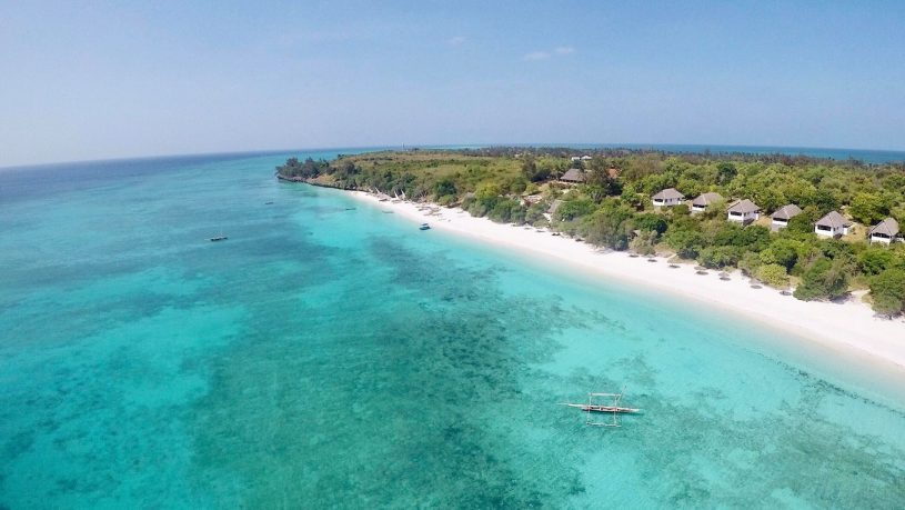 The Manta Resort Pemba Island Panorama