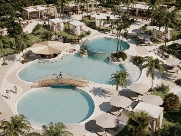 7pines Kempinski Sardinia Hotel Pool