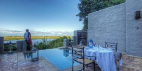 Chobe Game Lodge, Chobe National Park