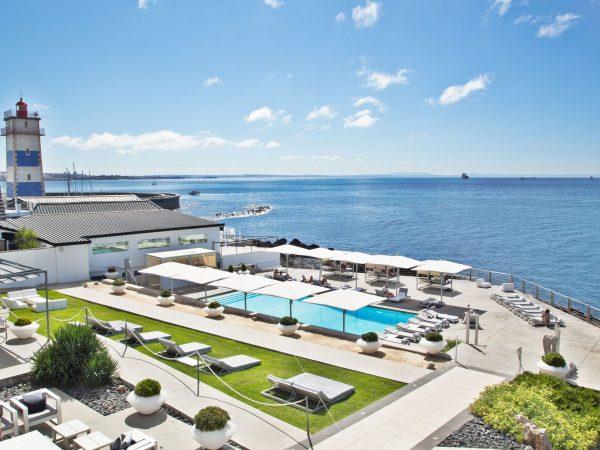 Farol Hotel Cascais Pool
