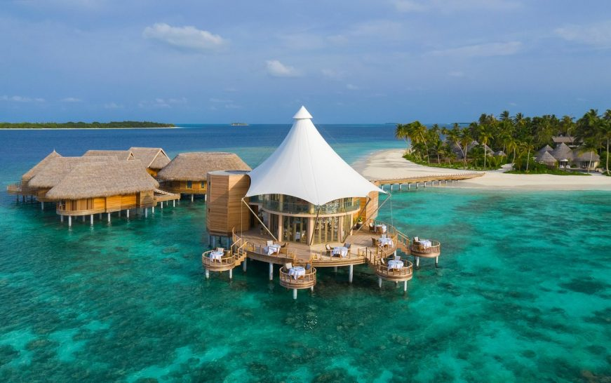 The Nautilus Maldives Dining