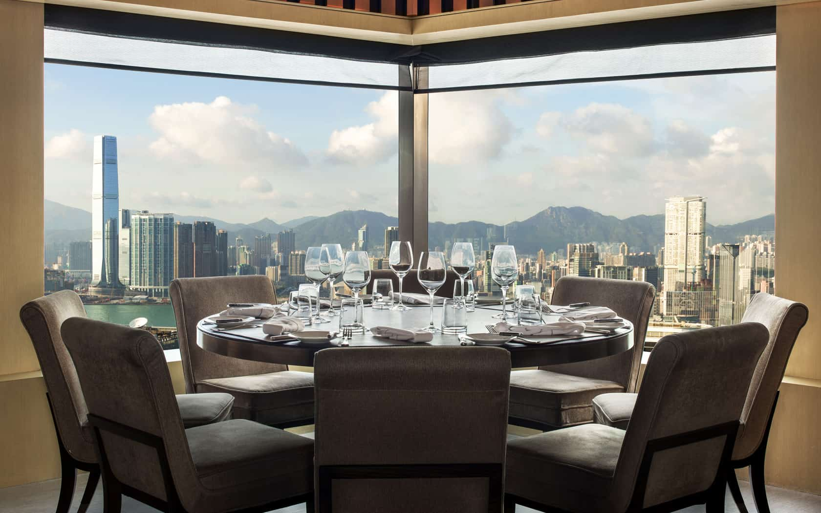 The Upper House Cafe Gray Deluxe Private Dining