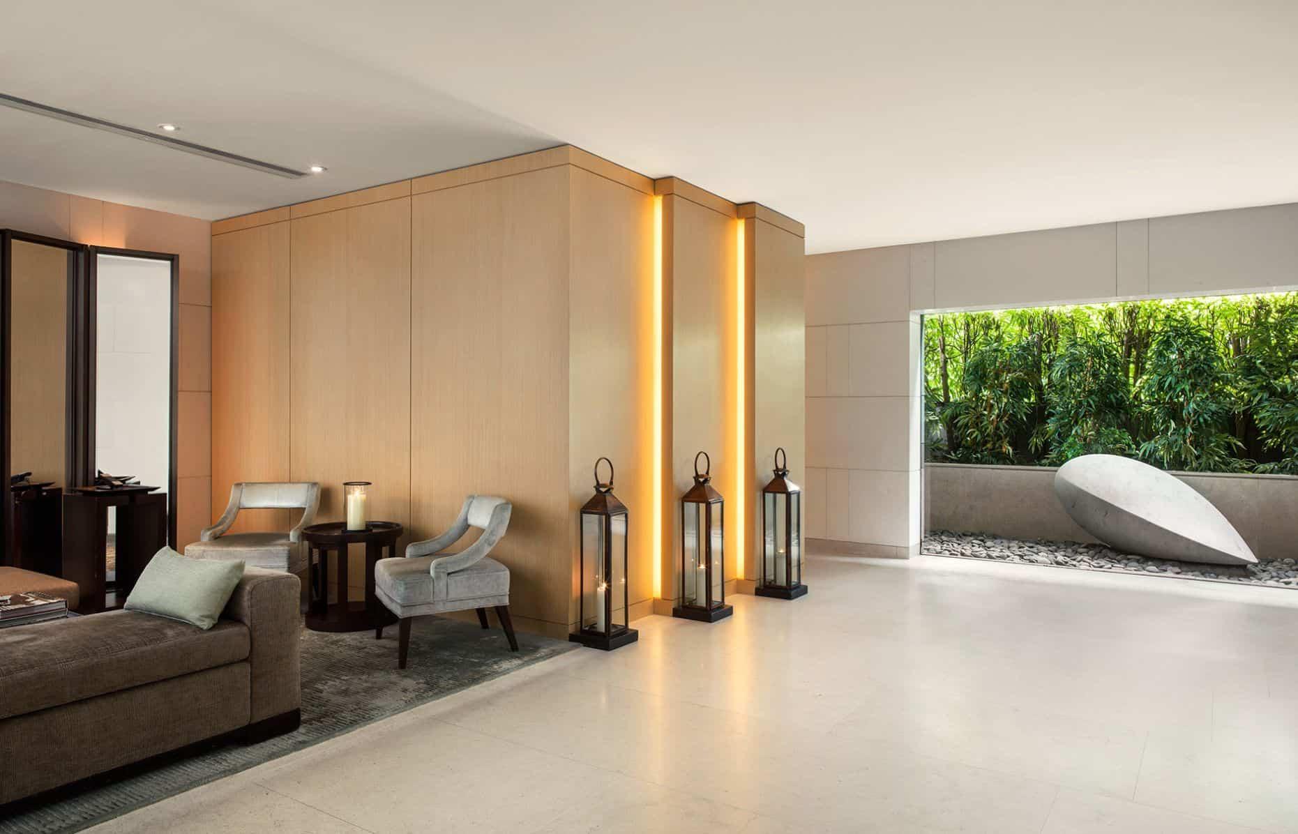 The Upper House Hong Kong Design