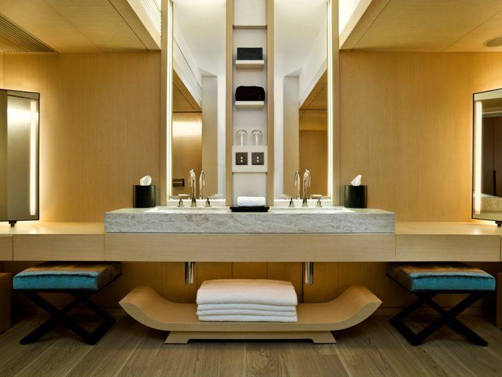 The Upper House Hong Kong Suite Bathroom
