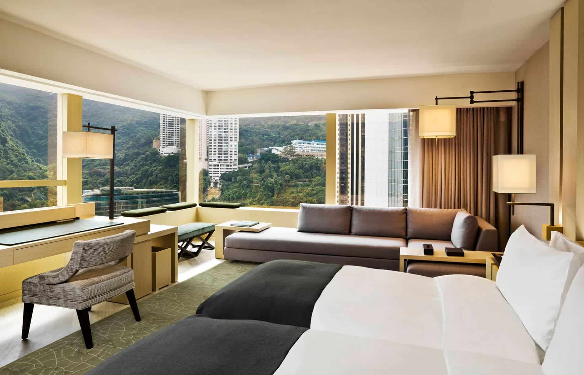The Upper House Hong Kong Suite
