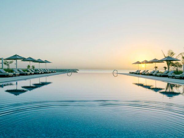 Kempinski Hotel Muscat Pool