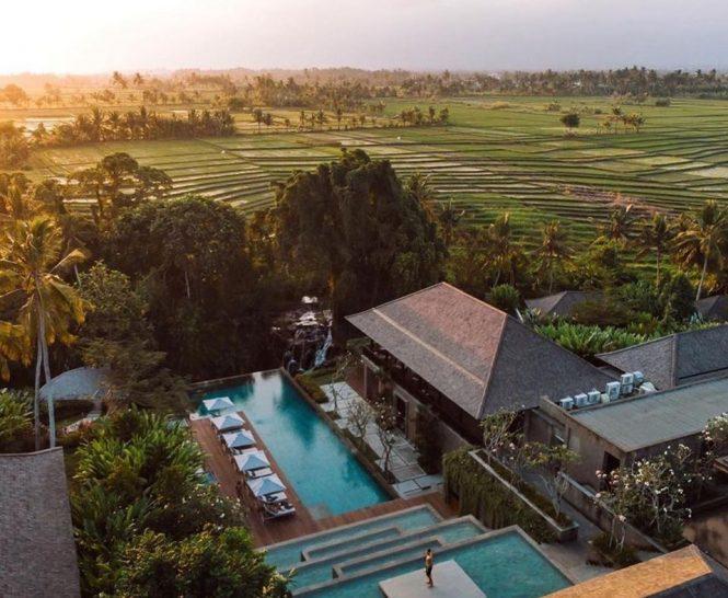 Nirjhara Bali Panorama