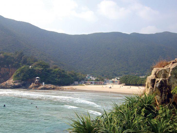 Big Wave Bay Hong Kong