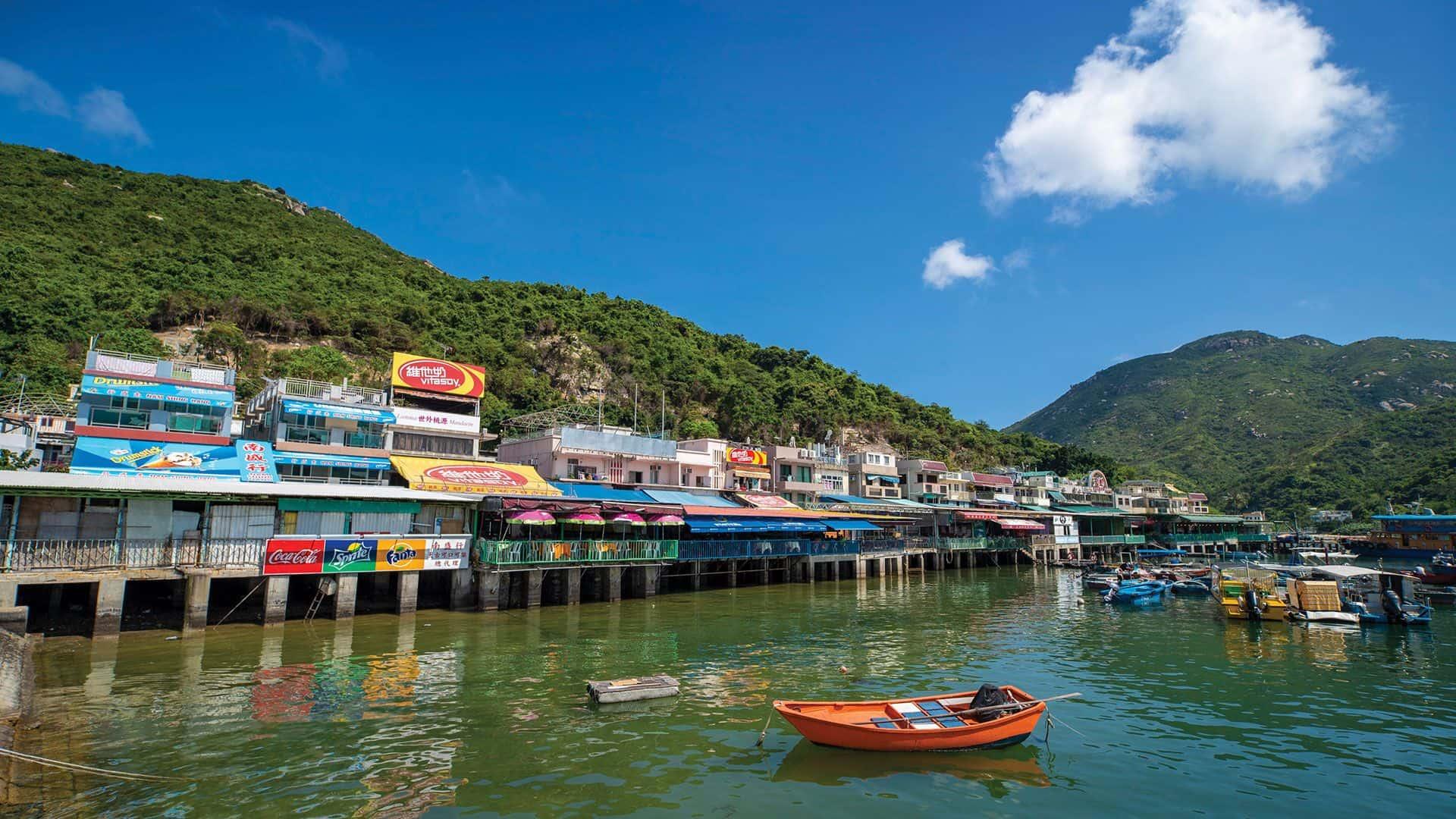 Lamma Island Hong Kong Tourism Board