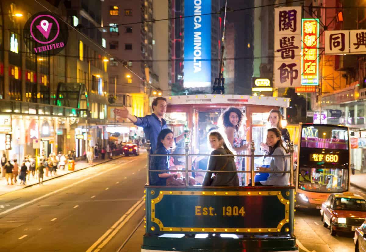 Party Tram Hong Kong Tramways