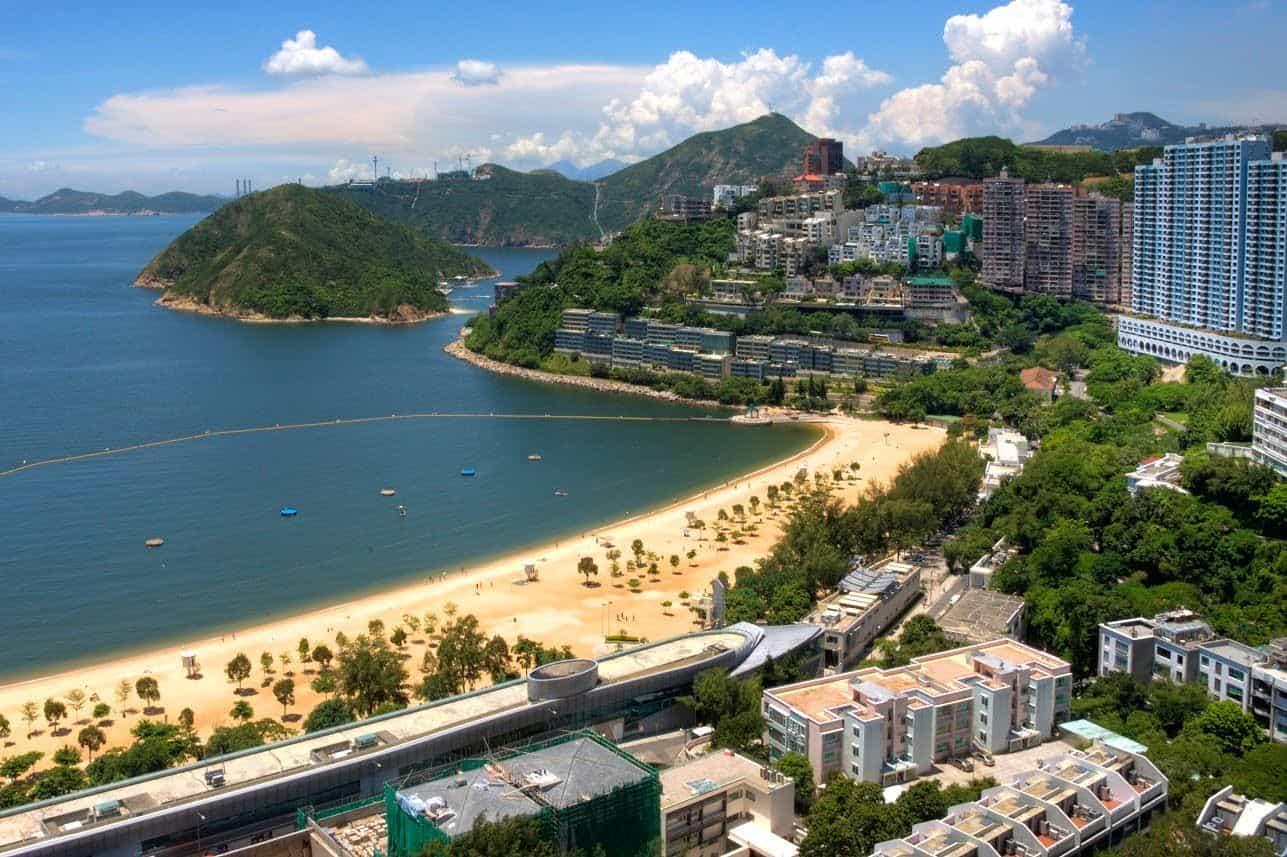 Repulse Bay Hong Kong Panorama
