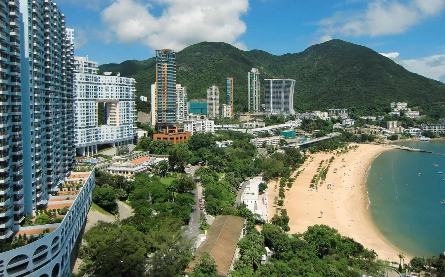 Repulse Bay Panorama Hong Kong
