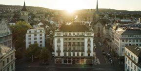 Savoy Baur en Ville, Zurich