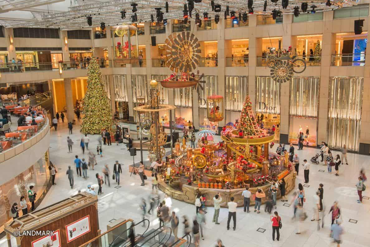 The Landmark Mall Hong Kong