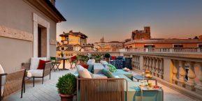 Singer Palace Hotel, Rome