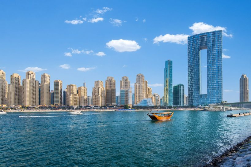 Address Beach Resort Dubai