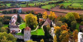 Château de Vault-de-Lugny, Burgundy