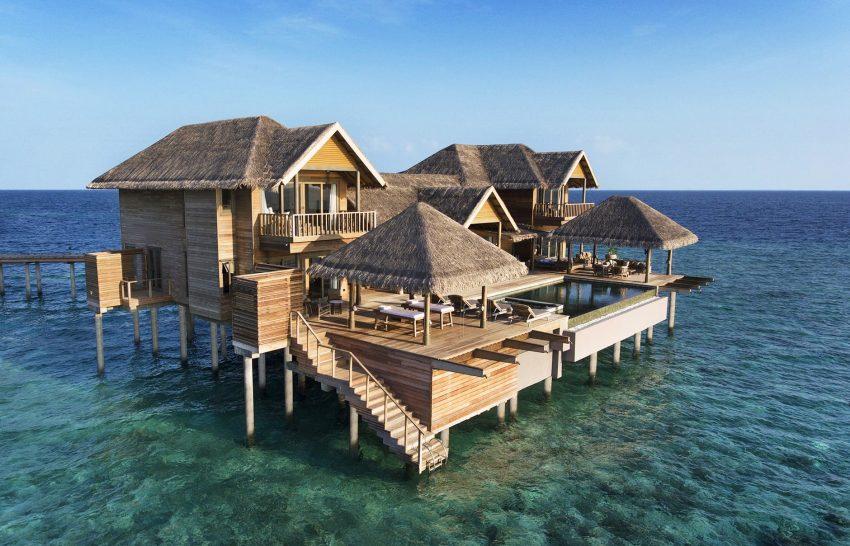 Vakkaru Maldives Over Water Villa